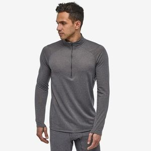 PATAGONIA Capilene Thermal Weight Zip- Neck